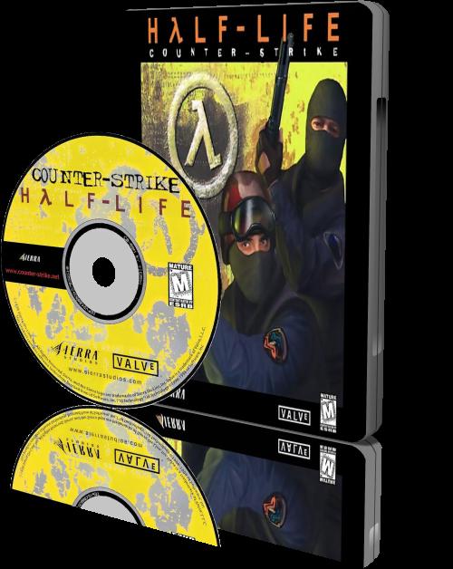 6). Нормальная Counter-Strike Source FileCluB Edition - пропатченная версия на котор